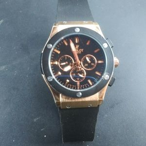 Hublot mens watch.